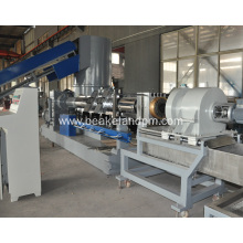 double stage pelletizing machine for good price